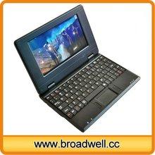 New Cheapest 7 inch VIA 8850 1.2GHz Very Cheap Mini Laptop