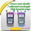 Field network testing optical power meter OPM & OLS