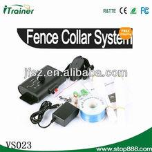 Smart Dog Training Underground Fence System/dog electric fence,dog collar