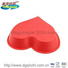 silicone soap cake mould
