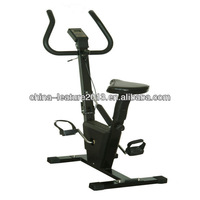 Cardio Magnetic bike trainer for the elderly