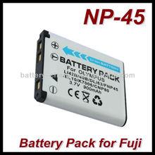 For Fuji best quality li-ion camera battery pack FNP-45