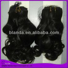 50% Italian Mink hair french refine texture