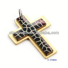 China Wholesale Fashion Jewellery Anchor Crucifix Pendant