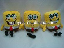 HI sponge bob stuffed toy