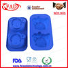 Two Face Hello Kitty Mold Shape Soft Silicone Cake Tools
