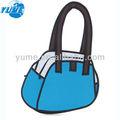 Dernière mode étonnant multi. 2d sac de dessin animé drôle sac à bandoulière hobo sac à main sac à main sac à bandoulière 3d/bleu