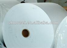 Micro Fiberglass paper Air Filter Pre Filter Media Filter Rolls