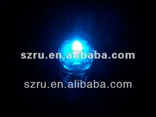 multi color led waterproof led tea light submersible for party decoration