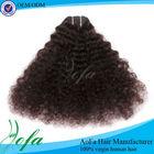 raw unprocessed naturally virgin afro kinky human hair