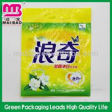 Guangzhou PPO/PE plastic washing powder packaging bag