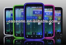 2 in 1 Hybrid(TPU+PC) Case for Motorola Atrix 4G (MB860)