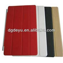 for iPad mini Smart Cover Slim Magnetic PU Leather Case Wake/ Sleep Stand