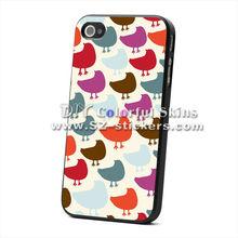 bird design for iphone 4 case