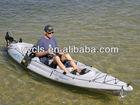 Leisure rotomold kayak sit on top kayak fishing kayak