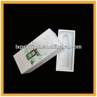Custom luxury essential oil packing box