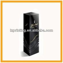 Custom luxury cardboard wine box