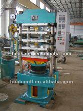 Tyre tread plate vulcanizing machine XLB-D/Q400*400