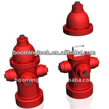 Red fire hydrant special usb flash memory