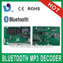 BT-03 bluetooth USA FM MP3 player board