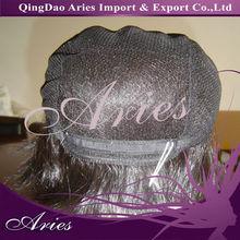 Full hand tied Straight Bob synthetic korean japanese wigs