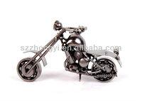 Metal Harley motorcycle NO.5