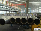 Hot expand seamless steel tubing