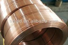 welded wire SAW H08A /AWS EL8 EL12 submerged arc solder wire