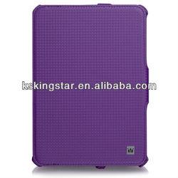 carbon fiber for ipad mini flip cover