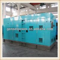 150kva to 700kva Diesel Silent Daewoo Generator