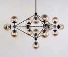 Bubble Glass ball pendant lamp