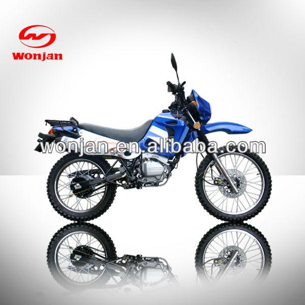 200ccรถจักรยานยนต์จีนสำหรับการขาย( wj200gy- ข)
