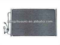 Auto Part For Peugeot 206 Air Cooled Condenser