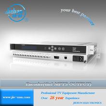 SPTS MPTS 4in1 SDI MPEG2 Encoder Jiexun JXDH-6202
