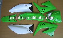 pit bike parts, KLX 150cc plastics