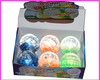 2013 best selling 10cm flashing water glitter bouncing ball