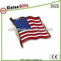 American Flag Lapel Pin/ Flag Pins/ Flag Pin Badge