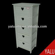 wood drawer chest H-13264