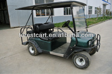 Electric 4 Seat Utility Vehicle