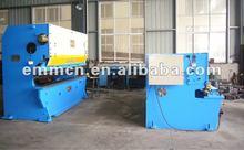 QC12Y-16x2500 hydraulic shear cutter machine