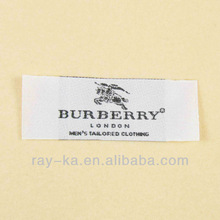 clothing tags woven