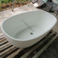 KKR free standing massage bathtub/acrylic tubs