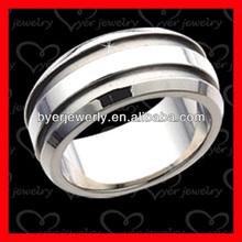 beautiful and novelty titanium rings jewelry
