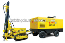 mobile water well drilling rigs(soil&rock)