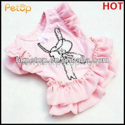 Clo1048 Wholesale Pink Dress pet products