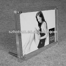 2013 Acrylic Photo Frame/ Picture Frame/ Sex girls photos