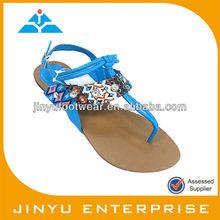 Flat Women Summer Sandals 2013