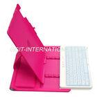 For iPad 2 Case With Bluetooth keyboard 360 rotation bluetooth keyboard