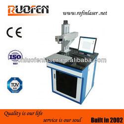 10W Fiber Laser Marking Machine for ear tag