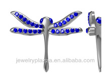 2013 YFN Unique new 3d jewelry cad model, dragonfly 3d models jewelry cad file for sale